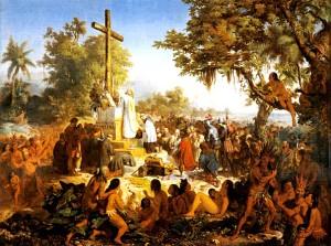 primeira-missa